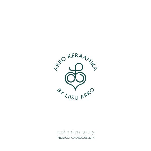 ARRO KERAAMIKA product catalogue 2017 ARRO KERAAMIKA product catalogue 2017