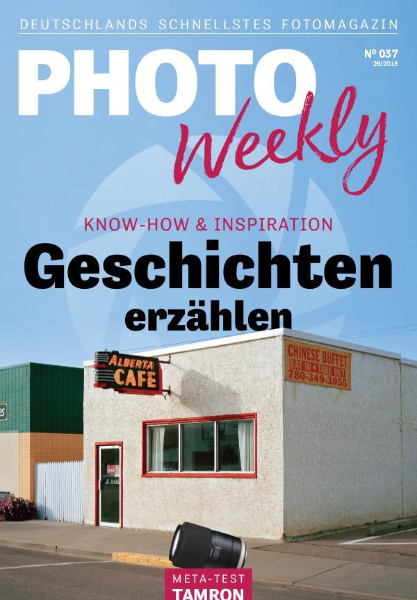 PhotoWeekly 29/2018