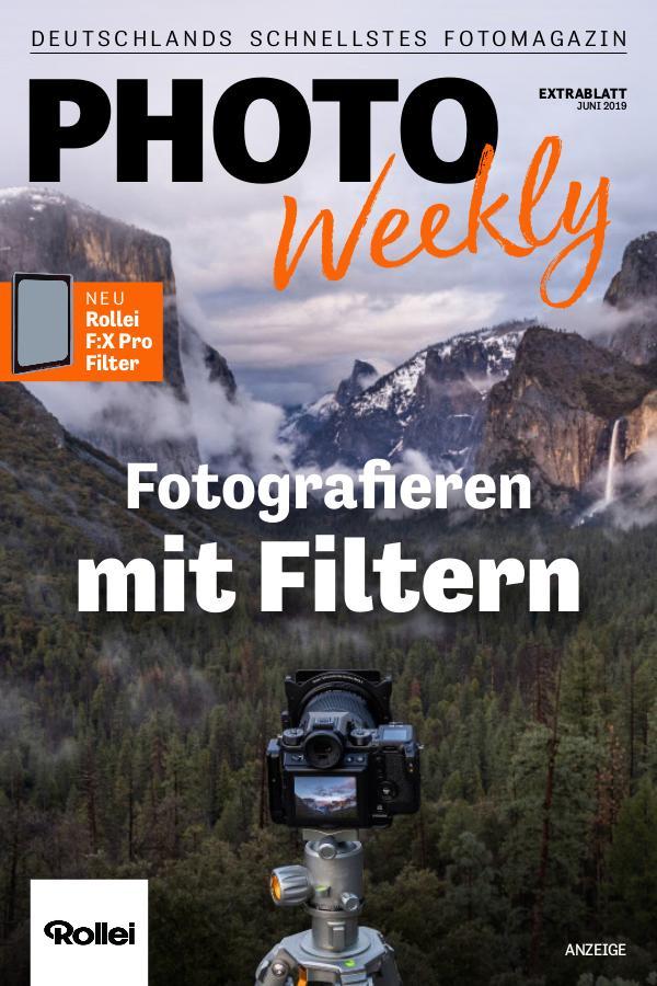 PhotoWeekly Extrablatt 31.05.2019