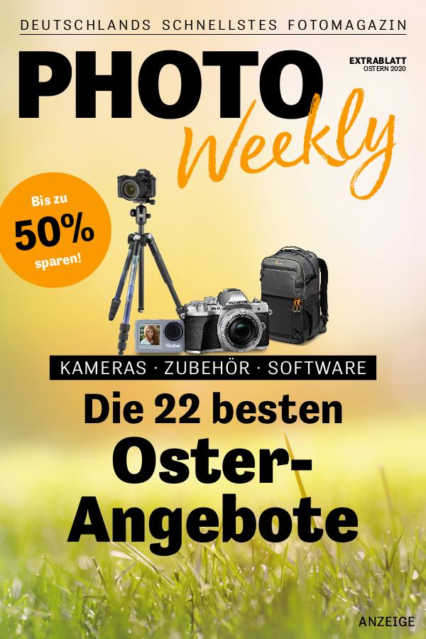 PhotoWeekly Extrablatt Ostern 09.04.2020