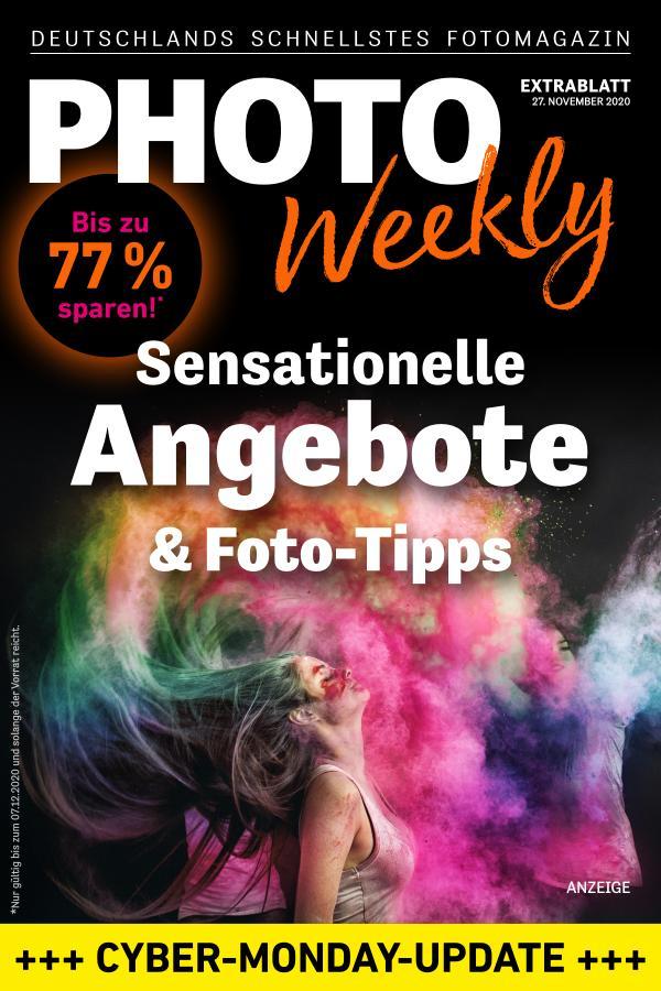 PhotoWeekly Extrablatt 30.11.2020