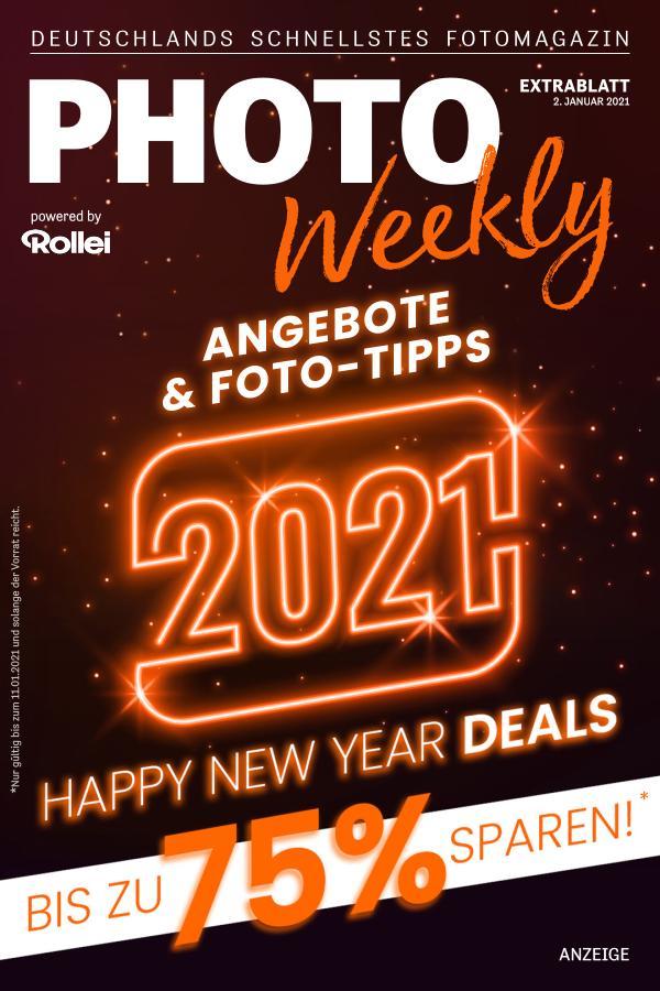 PhotoWeekly Extrablatt 02.01.2021