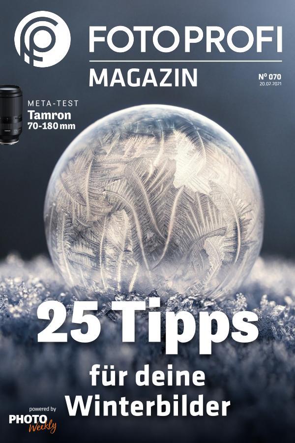 FOTOPROFI Magazin 20.02.2021