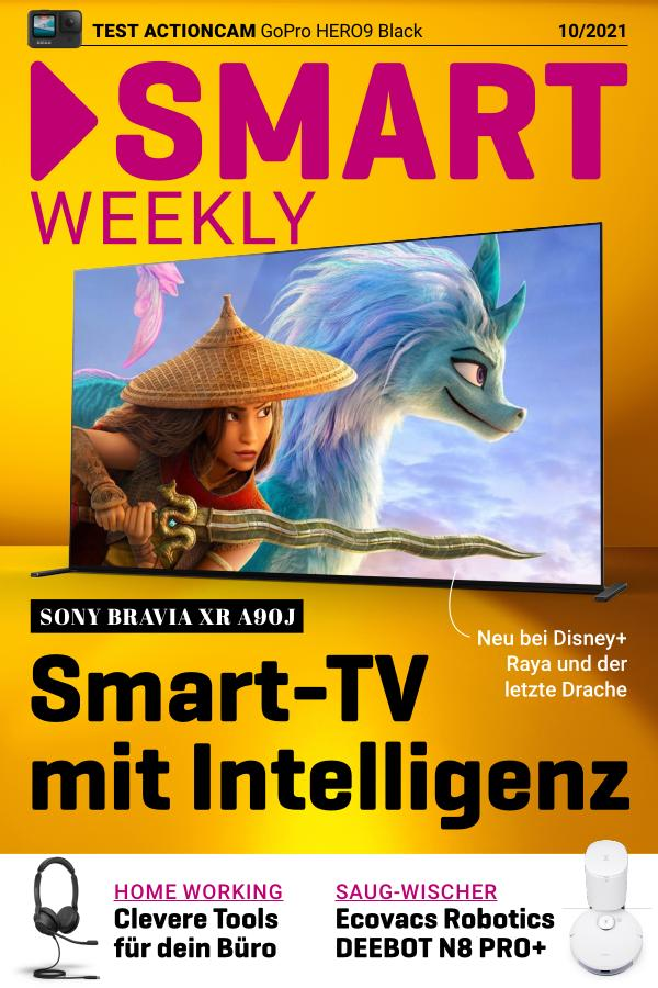 SmartWeekly 12.03.2021