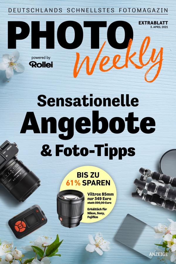PhotoWeekly Extrablatt 03.04.2021