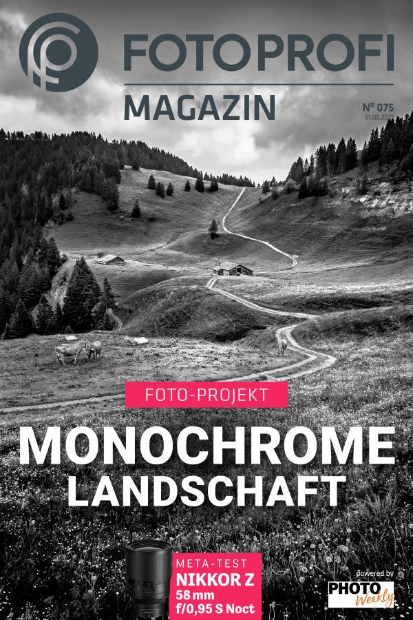 FOTOPROFI Magazin 01.05.2021