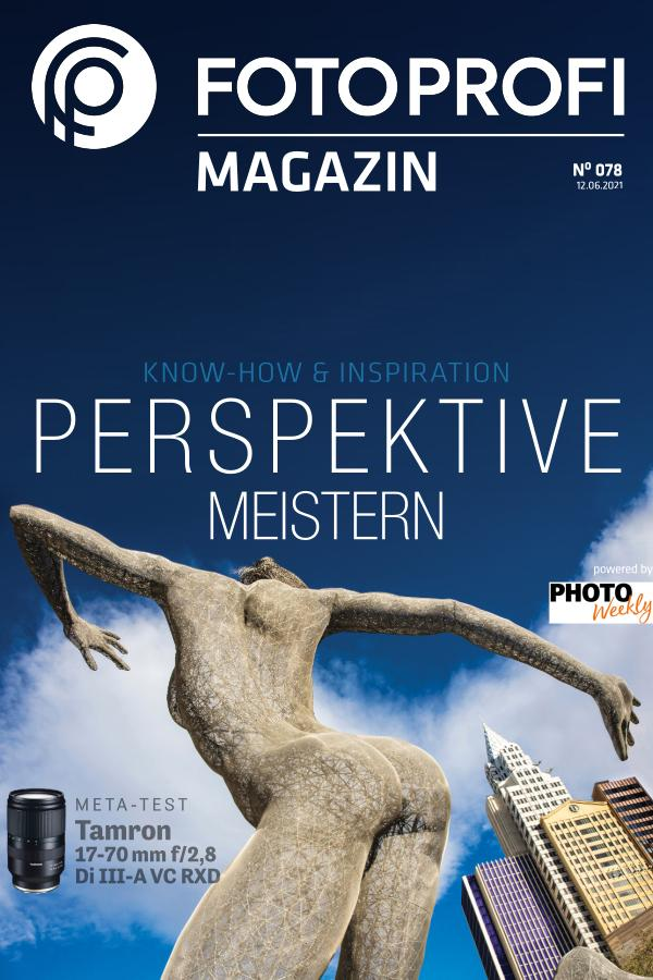 FOTOPROFI Magazin 12.06.2021