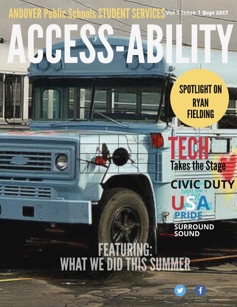 ACCESS-ABILITY ACCESS-ABILITY Volume 1