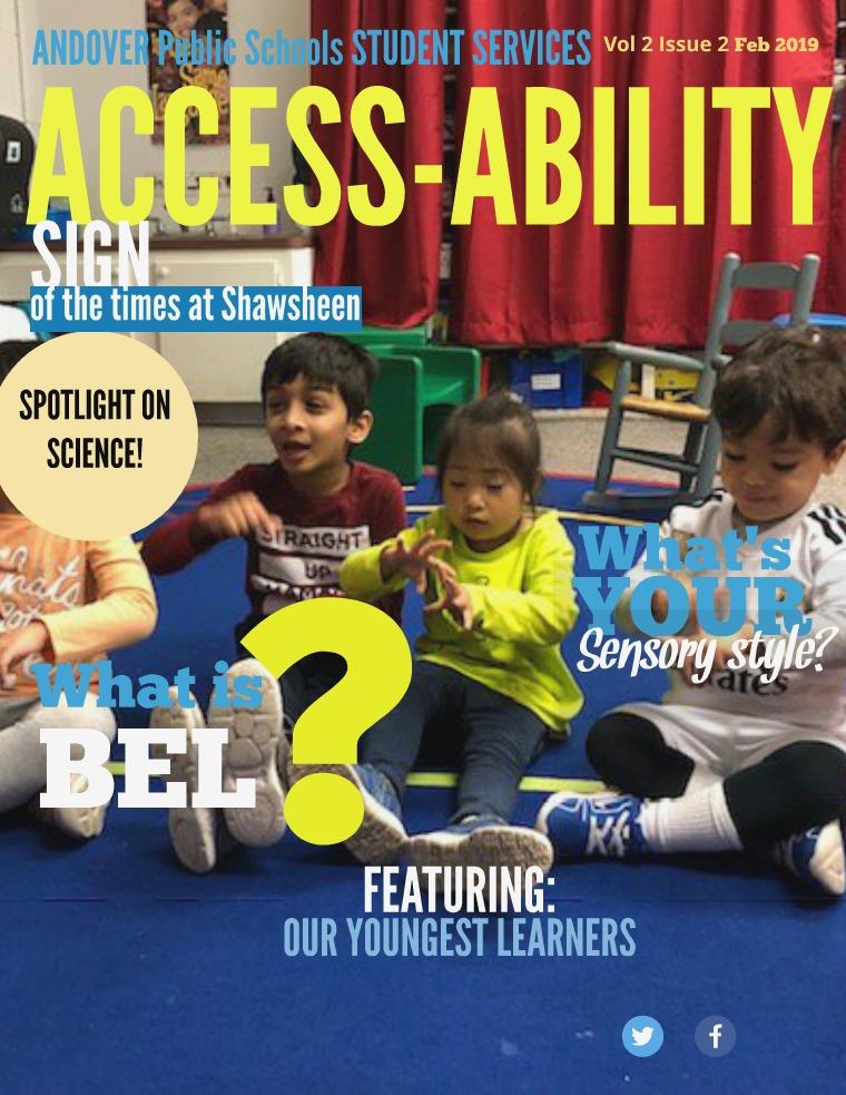ACCESS-ABILITY ACCESS-ABILITY_Volume2_Issue2