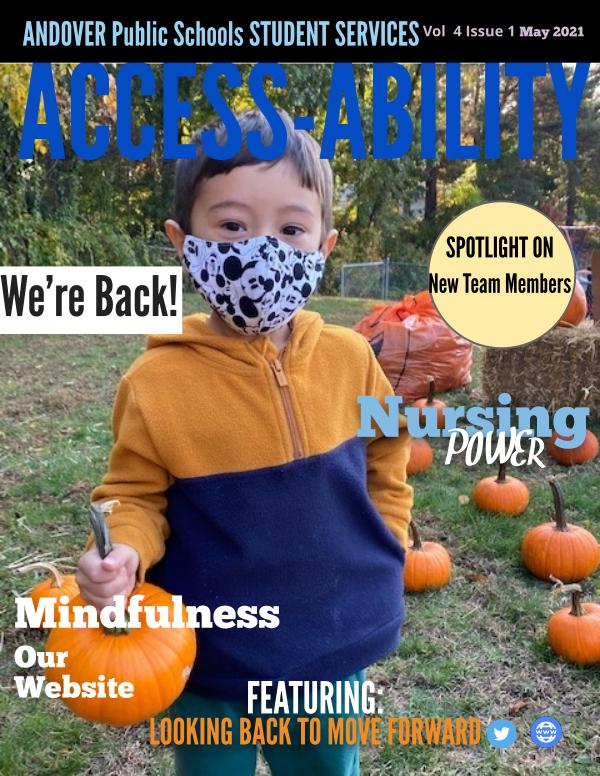 ACCESS-ABILITY Volume 4 Issue 1