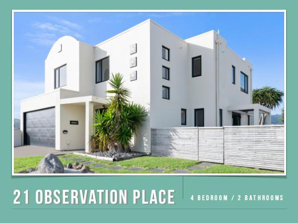 21 Observation Place - Paraparaumu Observation