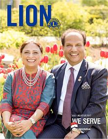 Majalah Lion Indonesia Juli - Agustus 2017