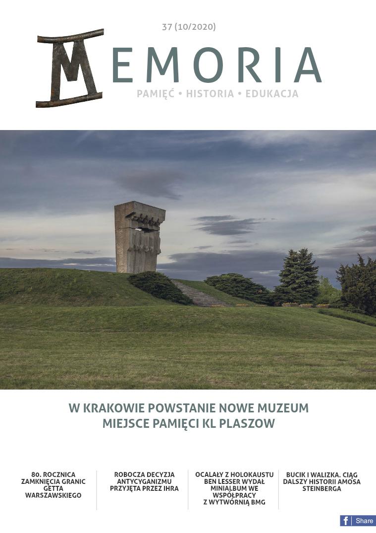 Memoria [PL] Nr 37 (10/2020)