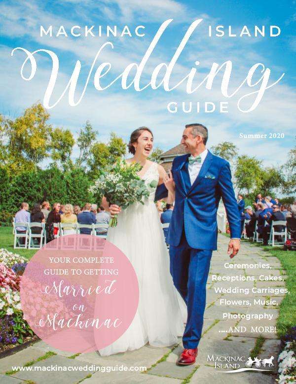 2020 Mackinac Island Wedding Guide 2020