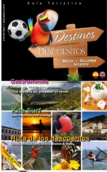 Destinos & Descuentos ed.03 Edición 02