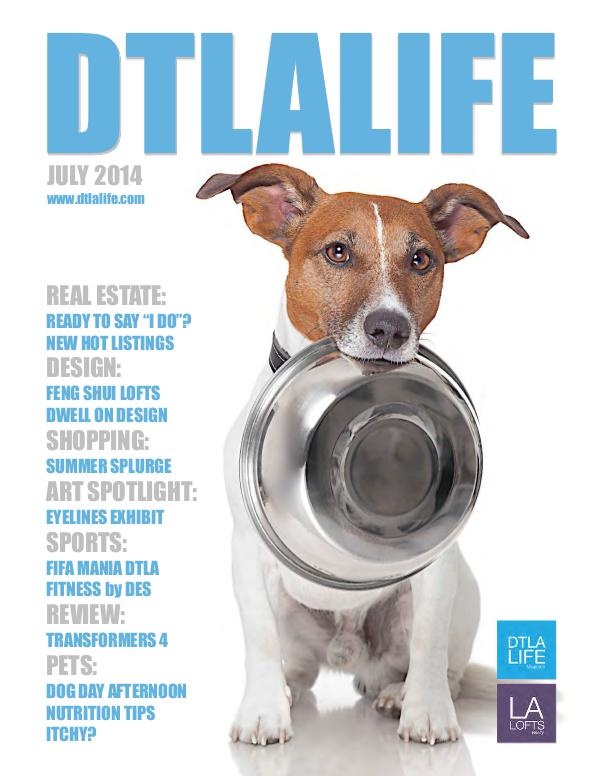DTLA LIFE MAG #7 | JULY 2014