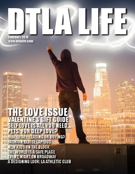 DTLA LIFE MAG #14 | FEBRUARY 2015