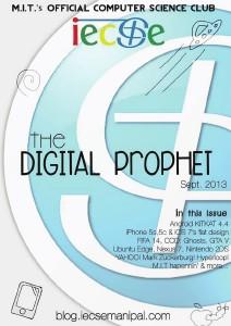 The Digital Prophet Sept. 2013