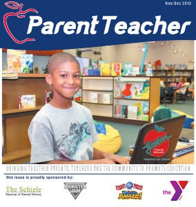 Parent Teacher Magazine Gaston County School November 2013