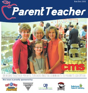 Parent Teacher Magazine Charlotte-Mecklenburg Schools November 2013