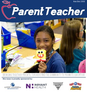 Parent Teacher Magazine Cabarrus County Schools November 2013