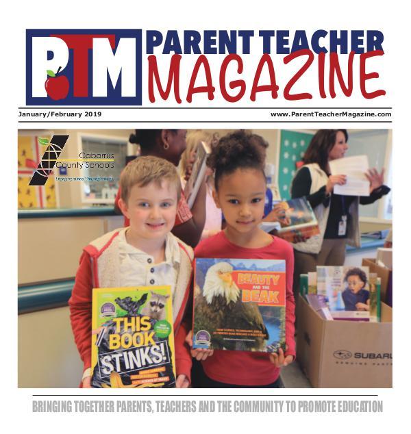 Parent Teacher Magazine Cabarrus County Schools Jan.Feb 2019