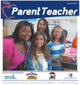Parent Teacher Magazine Charlotte-Mecklenburg Schools January 2014