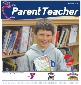 Parent Teacher Magazine Gaston County Schools January 2014