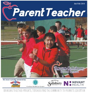 Parent Teacher Magazine Rowan-Salisbury Schools January 2014