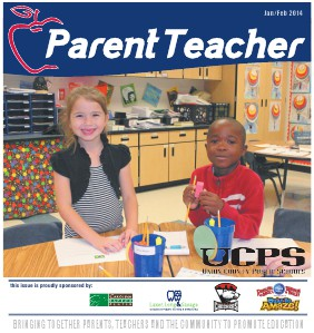 Parent Teacher Magazine Union County Public Schools January 2014