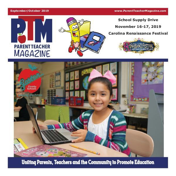 Parent Teacher Magazine Gaston County Schools