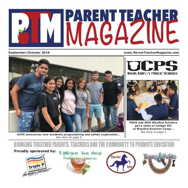 Sept/Oct Union County Public Schools