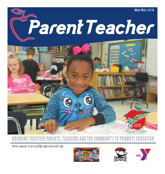 Parent Teacher Magazine Gaston County School March 2014