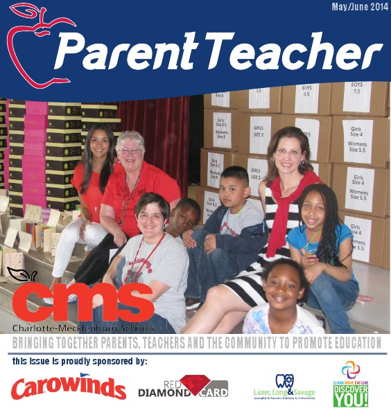 Parent Teacher Magazine Charlotte-Mecklenburg Schools May 2014