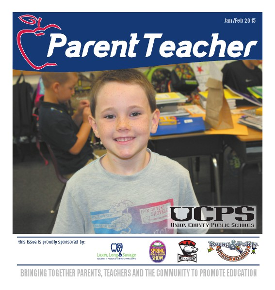 Parent Teacher Magazine Union County Public Schools January 2015