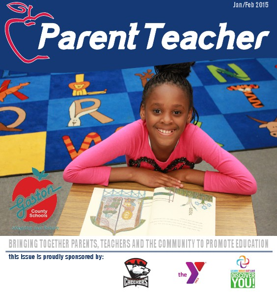 Parent Teacher Magazine Gaston County Public Schools 2015