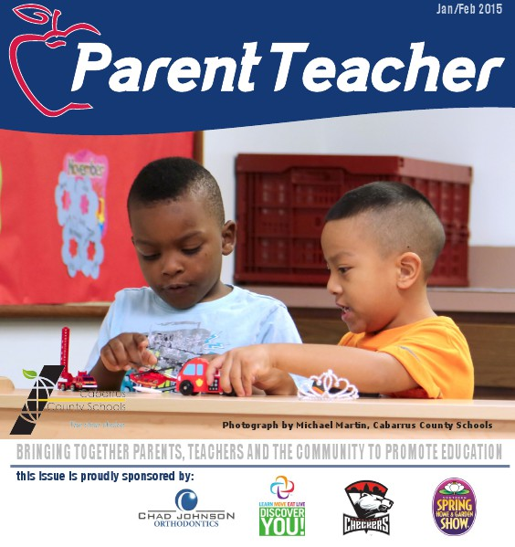 Parent Teacher Magazine Cabaruss County Schools January 2015