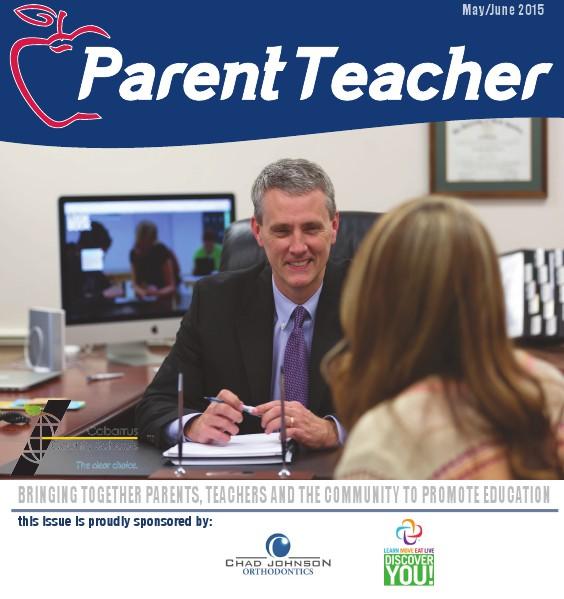 Parent Teacher Magazine Cabarrus County School May/June 2015