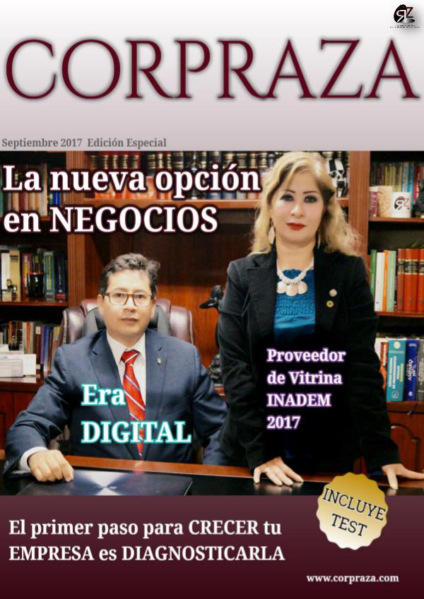 Revista Corpraza Edición Especial INADEM