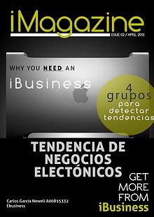 Tendencias de los negocios electronicos