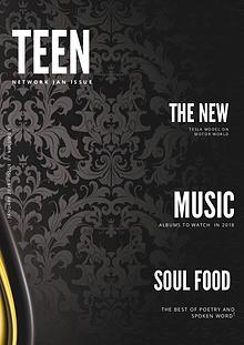 Teen Network Magazine