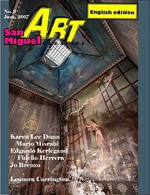 San Miguel Art magazine/