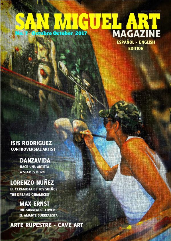 San+Miguel+Art+magazine%2FOctober+