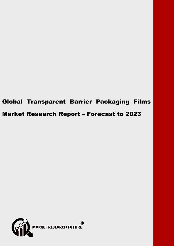 Global Transparent Barrier Packaging Films Market