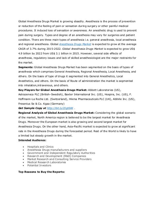 Healthcare Publications Anesthesia Drugs Market (2)