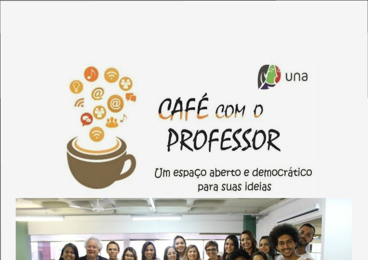 Café com o Professor Café com o Professor
