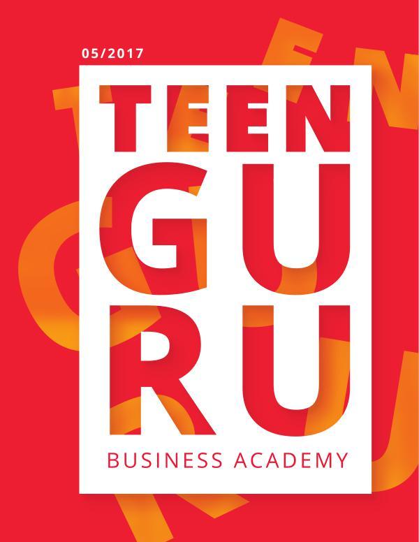 Teen Guru, № 1 Teen Guru, №1