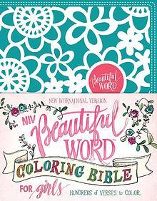 Beautiful Word Coloring Bible for Girls