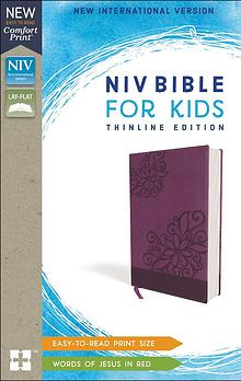 NIV Bible for Kids, Comfort Print