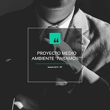 Proyecto Paramos